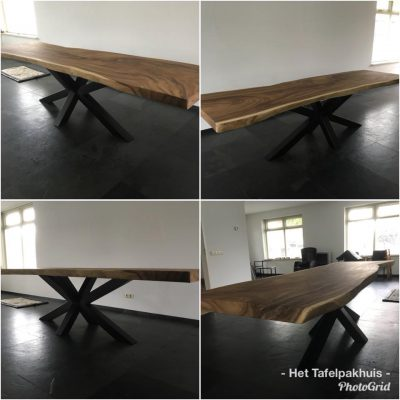 Boomstamtafel 3 Meter.Portfolio Het Tafelpakhuis